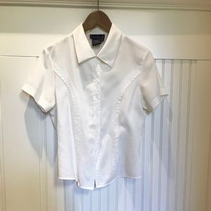 Daniel Hechter dress shirt short sleeve-M